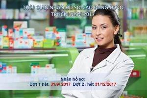 Đào tạo Cao đẳng Dược uy tín ở TpHCM