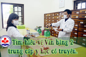 Tìm hiểu về Văn bằng 2 trung cấp y học cổ truyền.