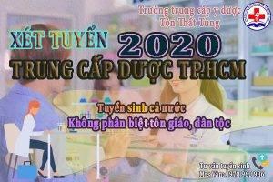 Thông báo tuyển sinh trung cấp Dược năm 2021
