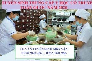 Đào tạo trung cấp Y học cổ truyền tại Hà Nội