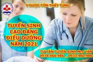 Lớp cao đẳng điều dưỡng đa khoa uy tín tại Ninh Bình năm 2021