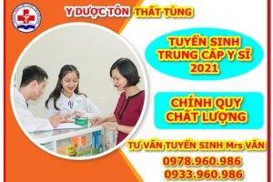Tuyển sinh trung cấp y đa khoa 2021 ở đâu tốt tại Ninh Bình